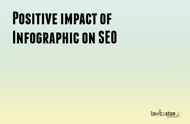 Positive impact of Infographic on SEO