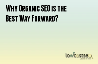 Why Organic SEO is the Best Way Forward?