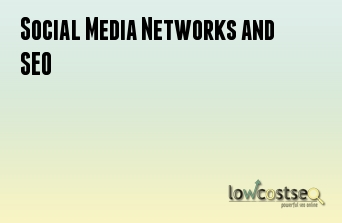 Social Media Networks and SEO