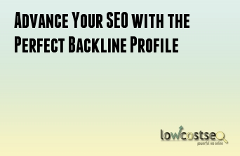 Advance Your SEO with the Perfect Backline Profile