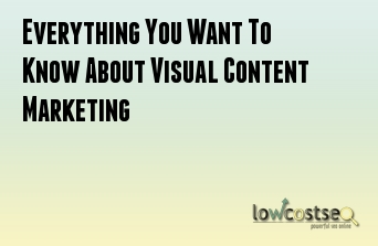 Everything You Want To Know About Visual Content Marketing