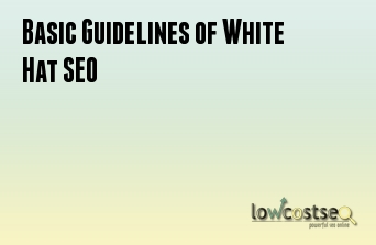 Basic Guidelines of White Hat SEO