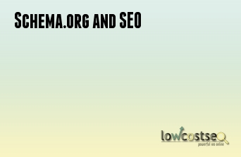 Schema.org and SEO